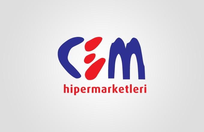 Cem Hİpermarketlerİ Logo