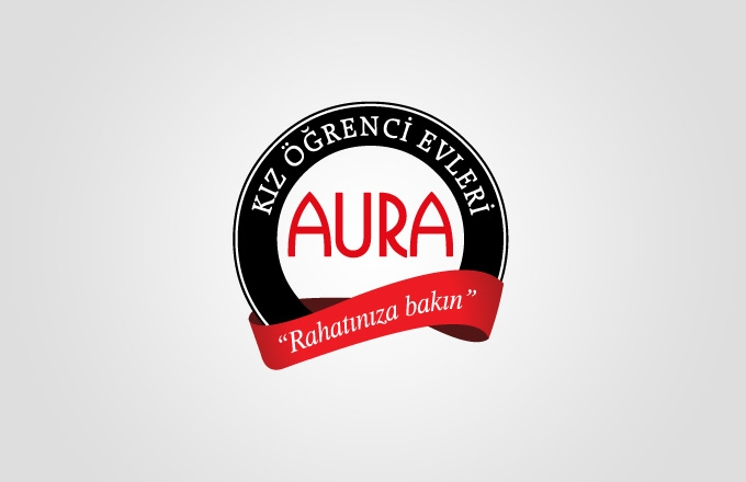 Aura Kız ÖĞrencİ Evlerİ Logo
