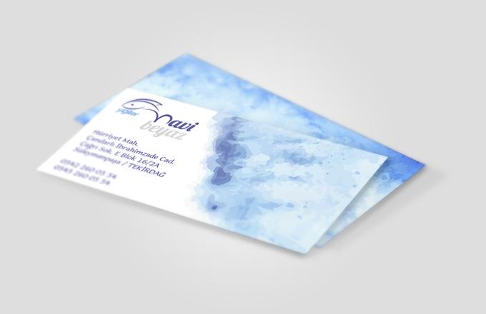 Mavİ Beyaz Balık