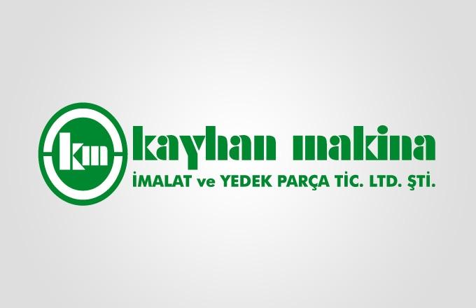 Kayhan Makİna Logo