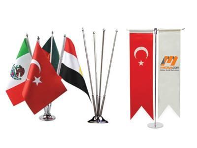 Masa Üstü Bayraklar