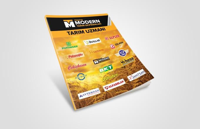 Trakya Modern Katalog