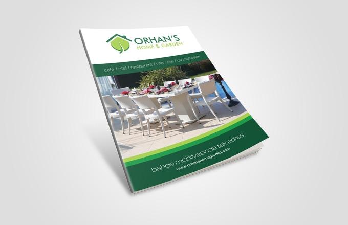 Orhan's Home Garden Katalog