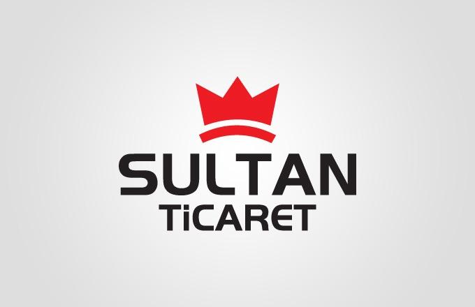 Sultan Tİcaret Logo