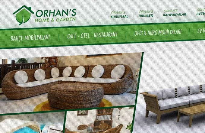Orhan's Home Garden Web Sİtesİ