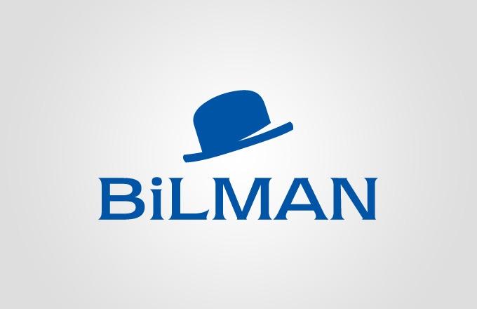 Bİlman Logo