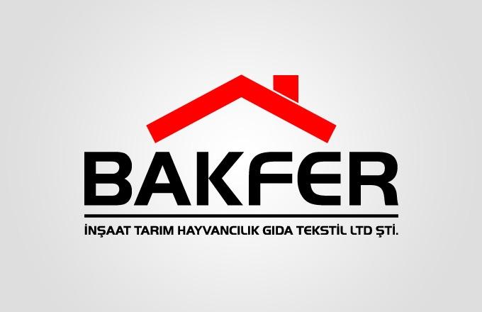 Bakfer İnşaat Logo