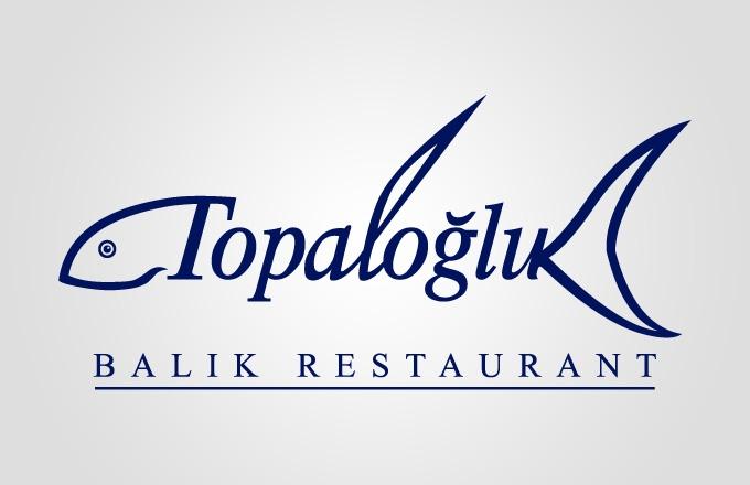 TopaloĞlu Balık Logo